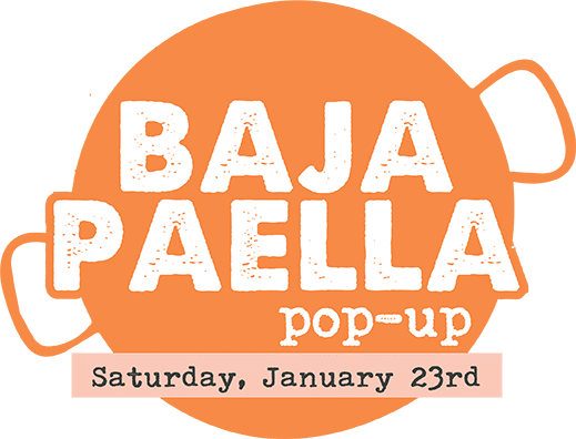 Baja Paella Pop-Up