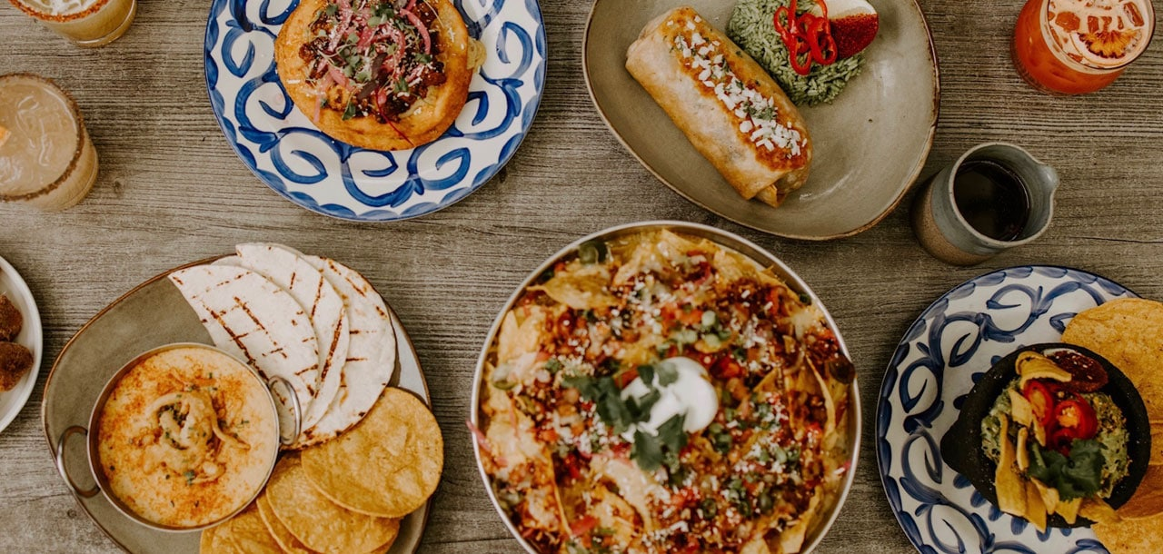 Enjoy vibrant Mexican cuisine and the best margaritas in Boulder at Centro Mexican Kitchen.