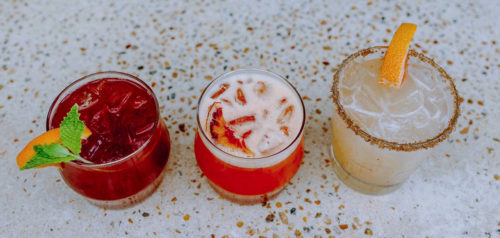 Centro Mexican Kitchen has a lively bar with cool crafted cocktails, beer, and wine. Best happy hour in Boulder. Located on Pearl Street Mall.
